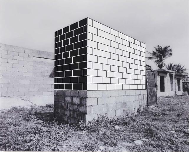 , 'En Construcción / Under Construction (V),' 2012, Barbara Gross