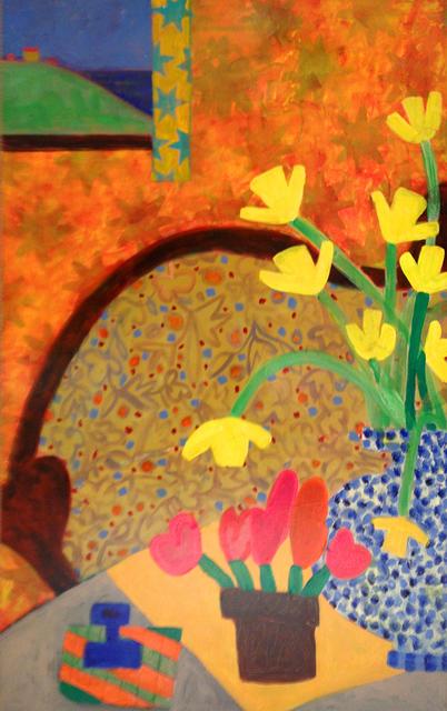 , 'Neighbor's Table,' 2012, Kathryn Markel Fine Arts