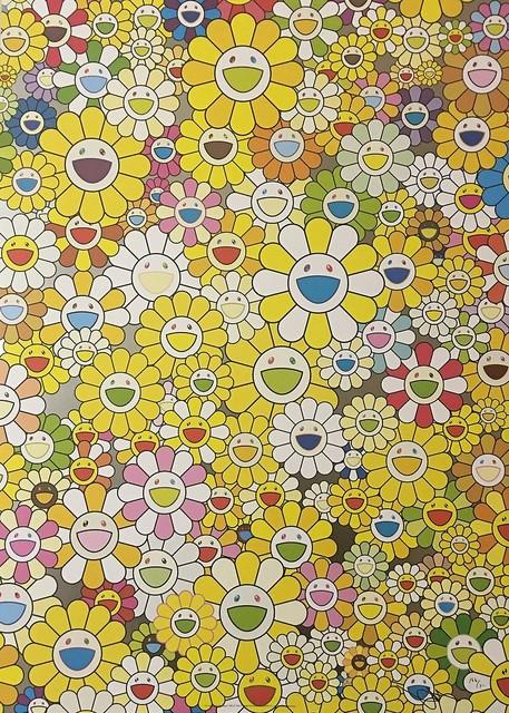 Takashi Murakami, 'An Homage to Monogold, 1960 D', 2012, Georgetown Frame Shoppe