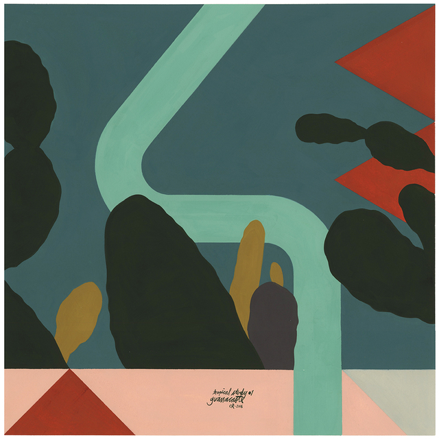 , 'Tropical Study 01, Guanacaste,' 2016, Joshua Liner Gallery
