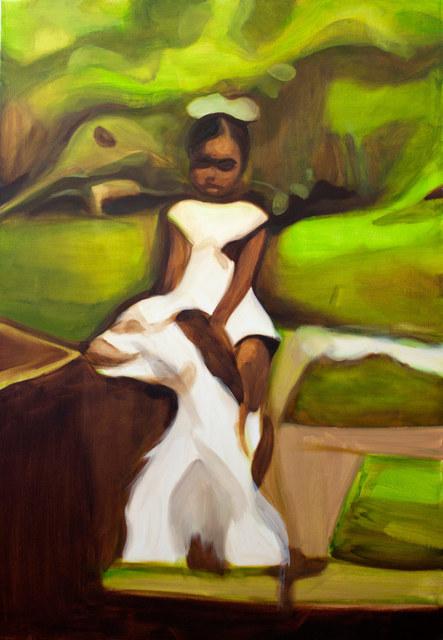 , 'Playtime (Viv),' 2017, James Freeman Gallery