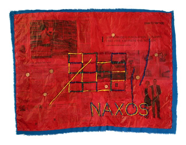 , 'Naxos - Die Landschaften Griechenlands,' 2014, Barbara Gross
