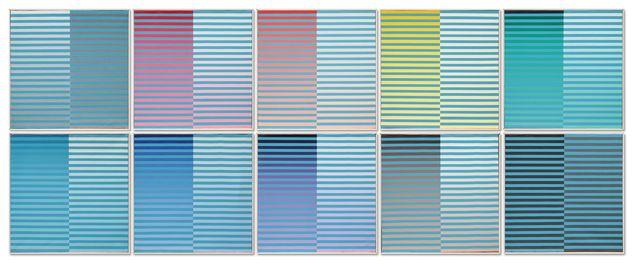 , 'La Ricerca del Colore,' 1968, SmithDavidson Gallery