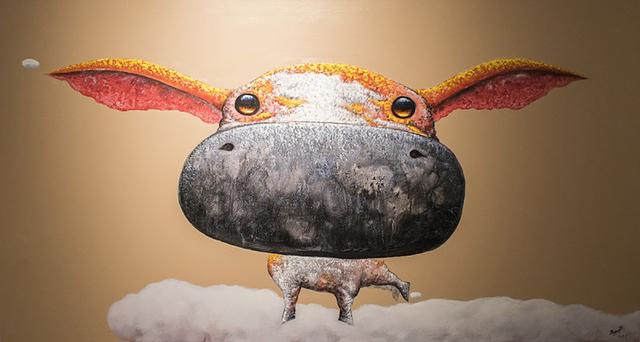 , '飞翔 Flying,' 2018, Art WeMe Contemporary Gallery
