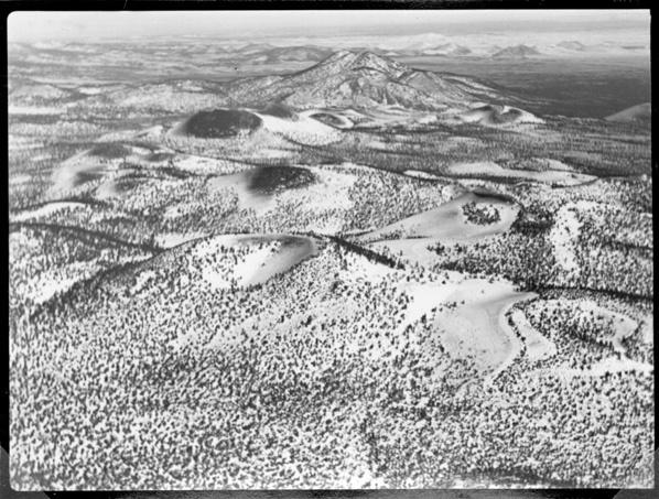 , 'Untitled Aerial Landscape,' ca. 1935, Scott Nichols Gallery