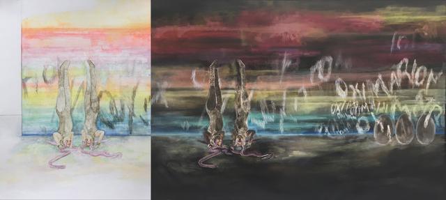 , 'La noche salva,' 2017, Bendana | Pinel