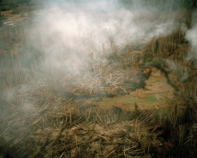 , 'Wildfire, Northwest Territories,' 2015, Circuit Gallery