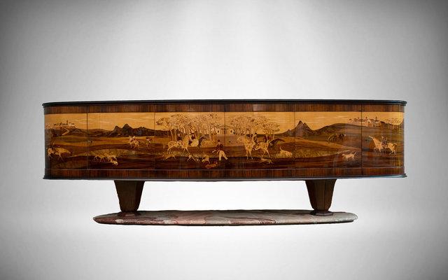 , 'Italian Art Deco Sideboard,' ca. 1940, NG Gallery