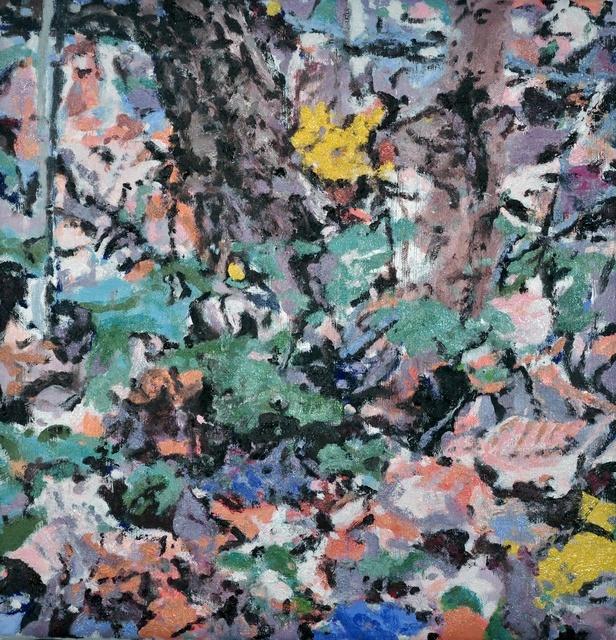 , 'Inside Rex #6,' 2015, Amos Eno Gallery