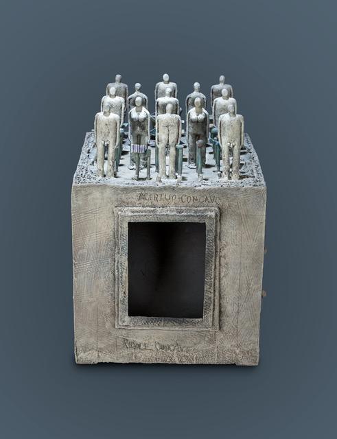 , 'Acertijo Cóncavo ,' 2013, Galería La Cometa