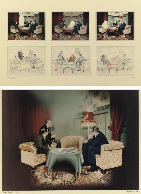 Ger van Elk, 'Missing Person', 1976, Richard Saltoun