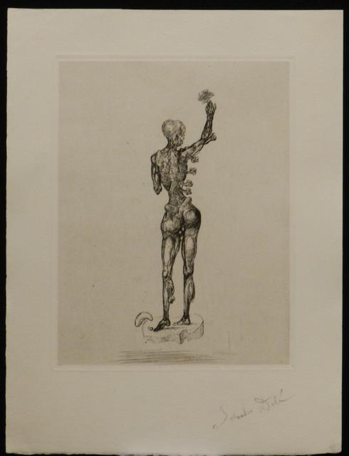 Salvador Dalí, 'Les Chants de Maldoror (Figure)', 1934, Fine Art Acquisitions