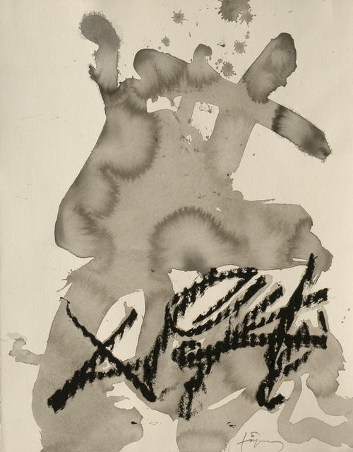 , 'Aiguada,' 2004, Galerie Lelong & Co.
