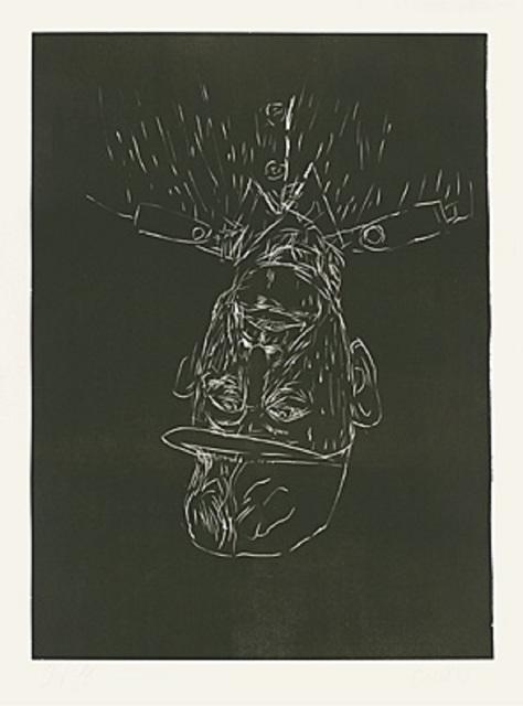 Georg Baselitz, 'Veteran', 2002, Galerie Boisseree