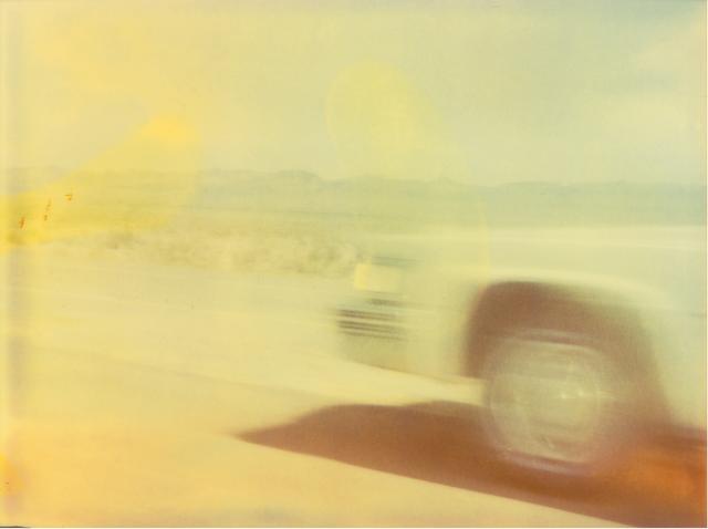 Stefanie Schneider, 'Interstate Flashback (Vegas) ', 2004, Photography, Digital C-Print based on a Polaroid, Instantdreams