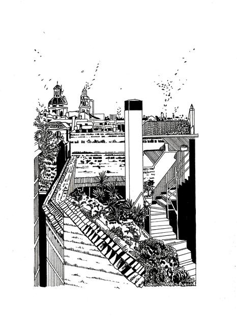, 'Souvenirs de Séville #5,' 2019, L'Atelier 21