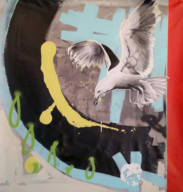 , 'J'aime Les Oiseaux,' 2016, Impact Art Gallery