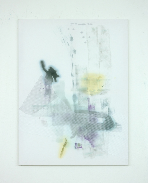 , 'Winter Stains (SC VII),' 2017, Julia Colavita