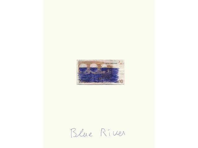 , 'Blue River,' 2007, Galerie Laurent Godin