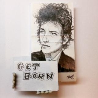 matchbox artists, 'Bob Dylan', 2015, Muriel Guépin Gallery