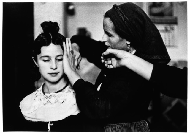 , 'Bridesmaid's hairdressing, Navaclan, 1955 ,' 1955, °CLAIR Galerie
