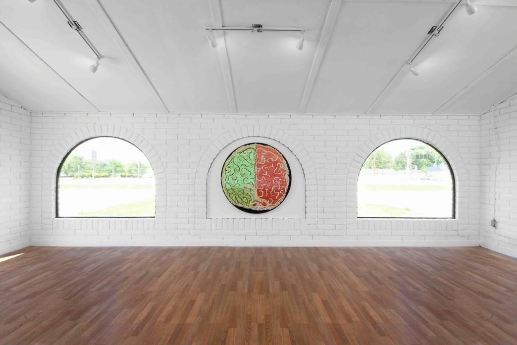 Eric Wesley / St. Louis, Phase 1, 2016 Bortolami, Cahokia, Installation view