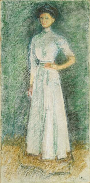 , 'Portrait of Marta Sandal,' 1902, Modernism Inc.