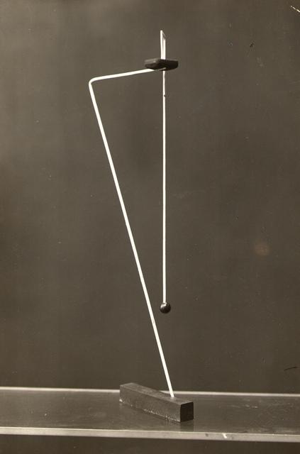 Herrmann Clemens Röseler, 'Balance Study', Black Mountain College Museum and Arts Center