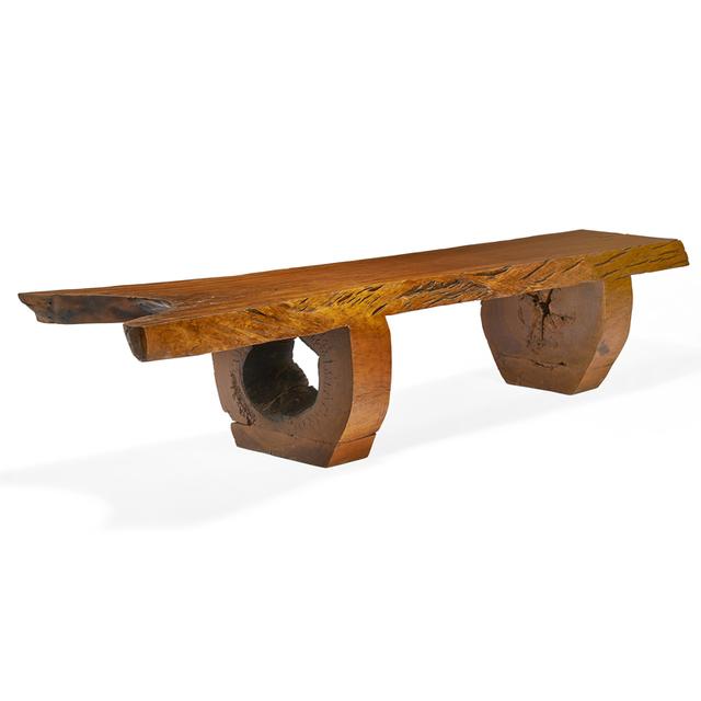 "Hugo França, 'Massive ""Simitsu"" console table, Brazil', 2005, Rago"