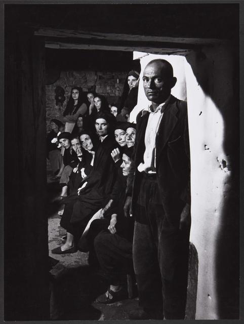 W. Eugene Smith, 'Untitled', 1950, Museo Reina Sofía