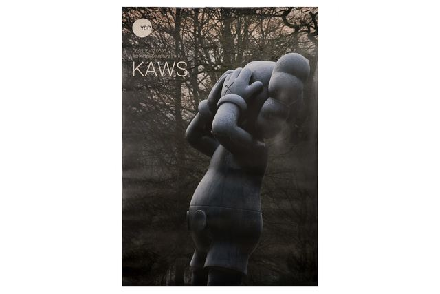 KAWS, 'Yorkshire Sculpture Park Exhibition Poster & Catalogue', 2016, Posters, Offset print & catalogue booklet, Chiswick Auctions