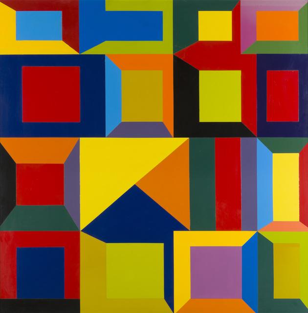, 'Sans titre,' 1971, La Patinoire Royale / Galerie Valerie Bach