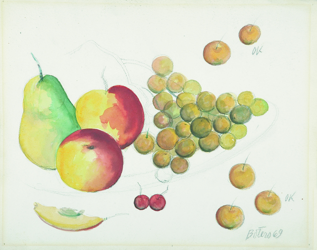 , 'Nature Morte aux Fruits,' 1969, Omer Tiroche Gallery