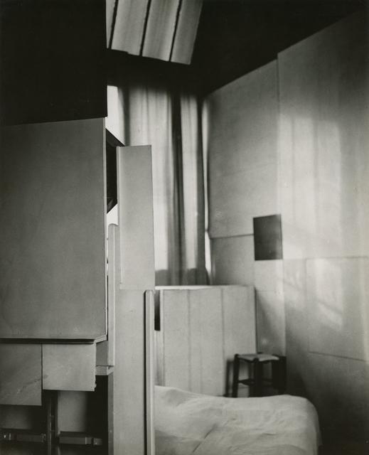 , 'Mondrian's Studio, Paris,' 1926, Bruce Silverstein Gallery