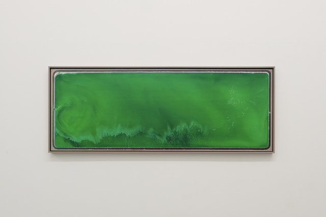 , 'Evaporation Pond #1, SRP Mesquite Generating Station,' 2018, Galleria Bianconi