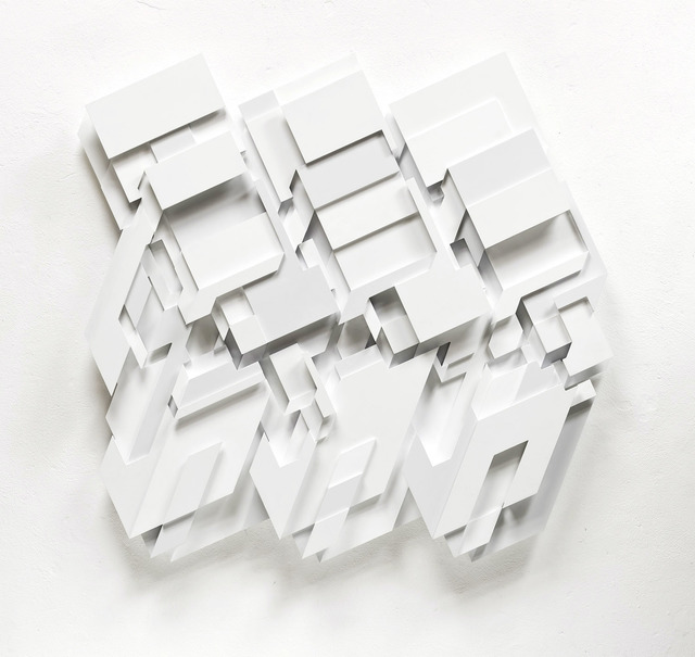 , 'Diversions in 8cw,' 2008, Galerie Ron Mandos