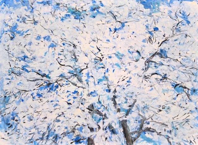 , 'Spring Blossom I,' 2016, Bernard Chauchet Contemporary Art