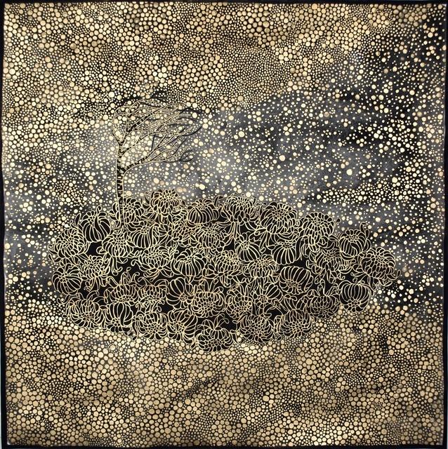 ", 'The Sky, ""I wonder"",' 2015, Hosfelt Gallery"
