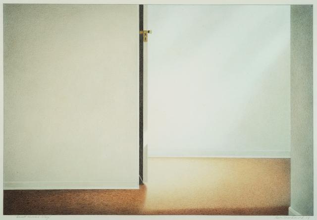, 'Barnett Newman's Collage,' 1978, Hemphill Fine Arts