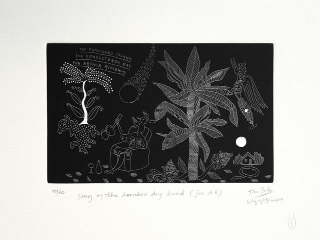 , 'Song of the Drunken Land,' 2010, Sage Culture