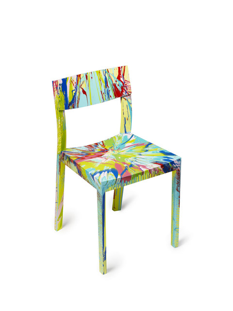 , 'Beautiful Double Bluff -Spin Chair,' 2014, Other Criteria