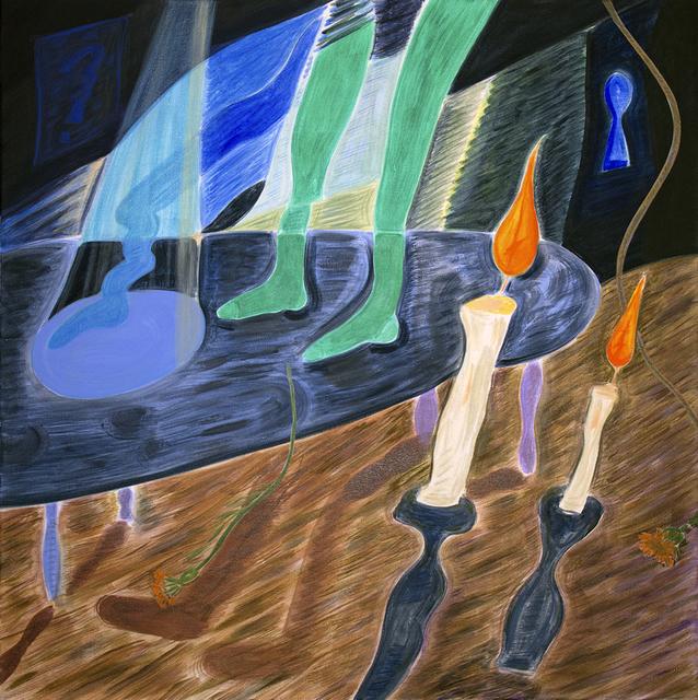 , 'Dancer,' , Projet Pangée