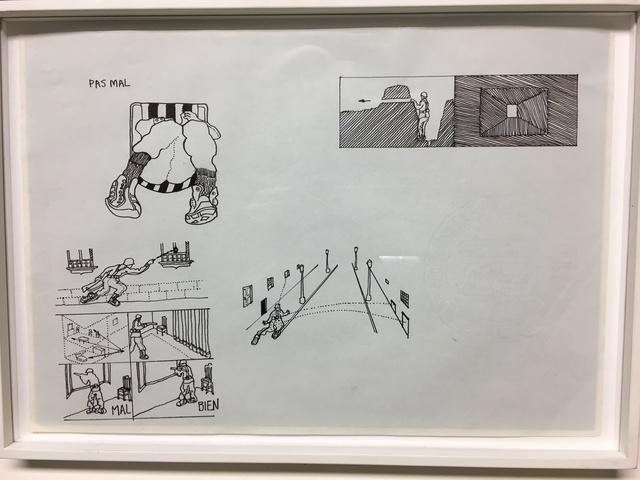 , 'Bien/Mal. Pas mal gandula,' 1966, Henrique Faria Fine Art