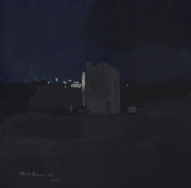 , 'La Casa de noche,' 2017, PontArte
