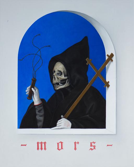 , 'Mors,' 2019, Galerie Heike Strelow