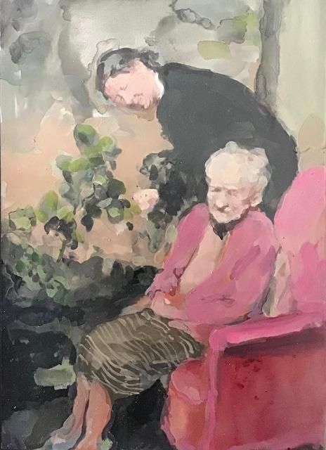 , 'Rose Garden,' 2019, Charlie Smith London