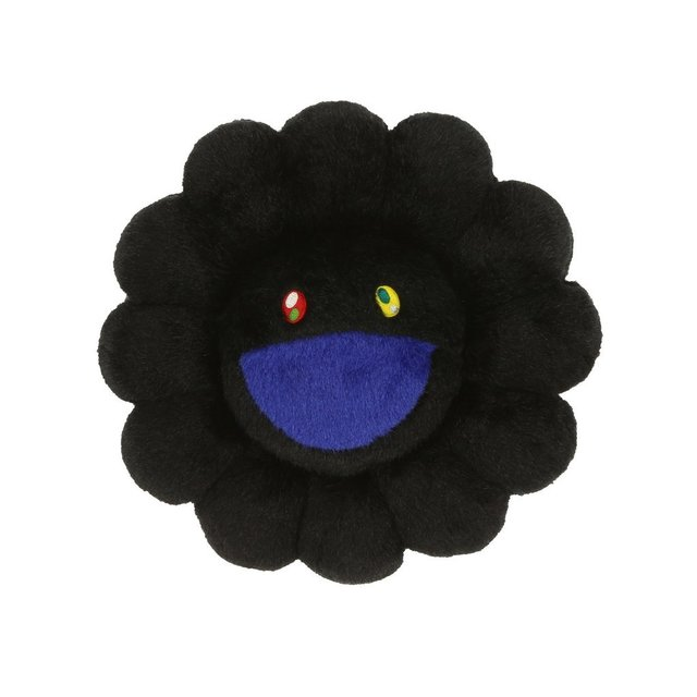 Takashi Murakami, 'FLOWER CUSHION BLACK', Marcel Katz Art