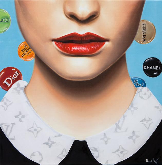 , 'Viele Bunte Smarties,' 2017, Galerie Schimming
