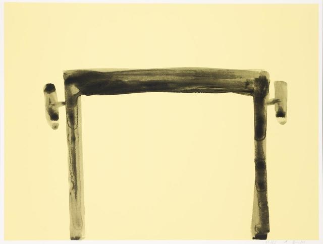 , 'Piano Stool, For Parkett 97,' 2015, Parkett