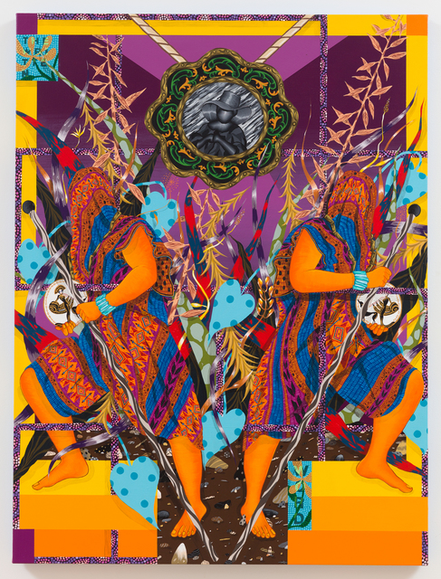 , 'The Guardians,' 2019, Denny Dimin Gallery
